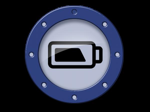 Data Logger Battery